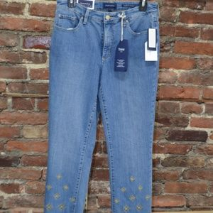 CHARTER CLUB TUMMY SLIMMING JEANS